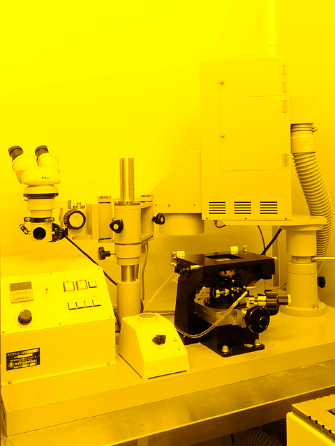 Lithographic Exposure Machine (small)