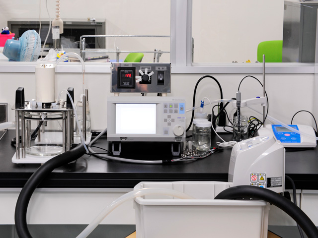 Electrochemical Synthesizing Equipment