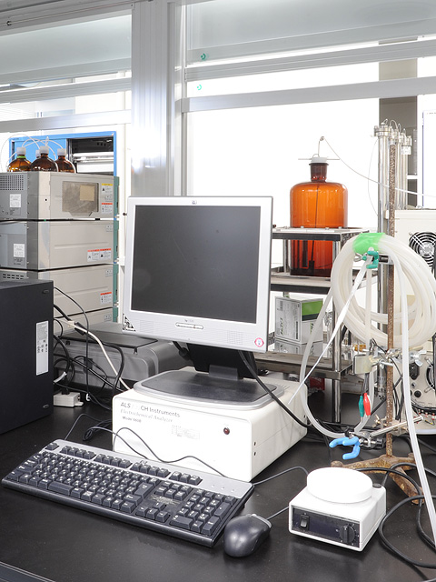 Equipment for Electrochemical Measurement